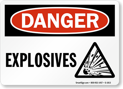 Explosives Health & Safety